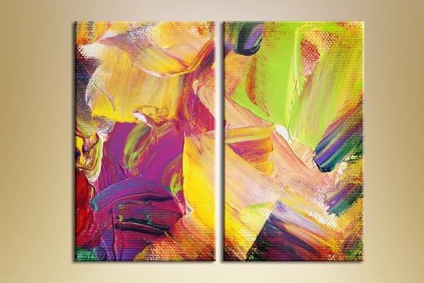 Печать модульных картин (диптих) в Солигорске
